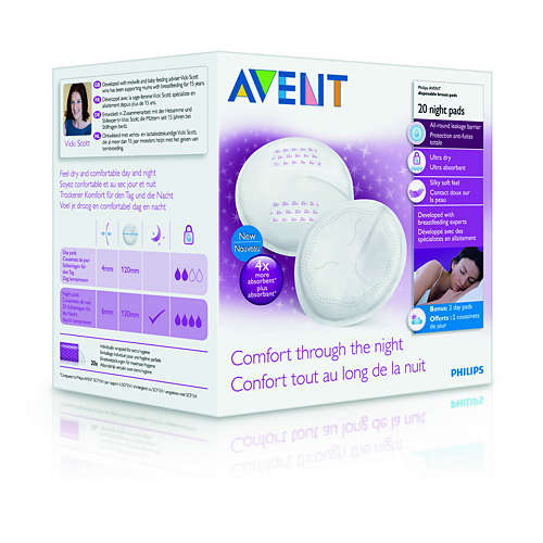 Avent Discos absorbentes desechables