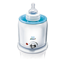 SCF255/42 - Philips Avent  Electric Bottle and Baby Food Warmer