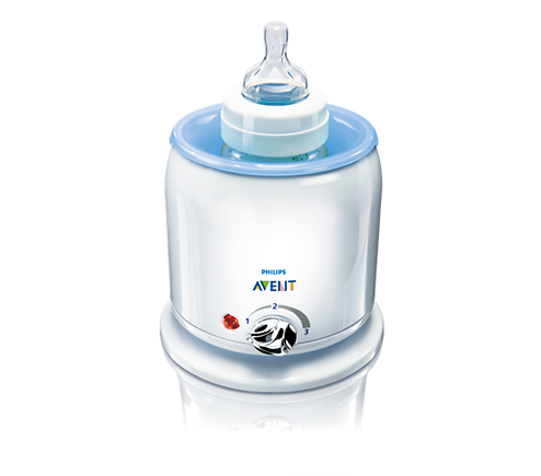 Electric Bottle And Baby Food Warmer Scf25554 Avent