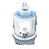 Avent 電動奶瓶和嬰兒食物加熱器