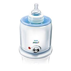 SCF255/56 Philips Avent Elektrisk flaske- og babymatvarmer