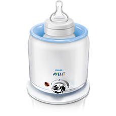 SCF255/57 Philips Avent Elektrisk flask- och barnmatsvärmare