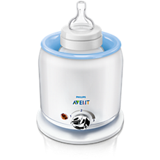 SCF255/58 - Philips Avent  Electric Bottle and Baby Food Warmer