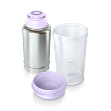 Baby bottle warmers