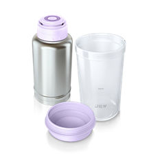 SCF256/00 - Philips Avent  Подогреватель бутылочек для использования в поездках
