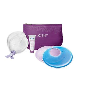 Get ready for breastfeeding