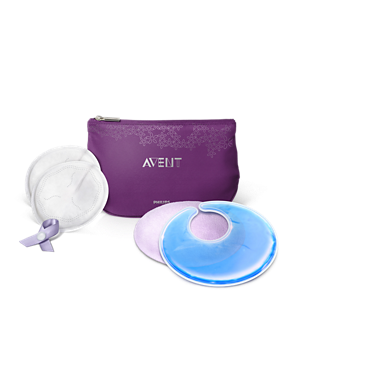 Avent Breastfeeding essentials care set
