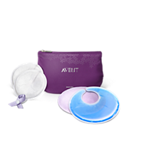 SCF257/01 Philips Avent Breastfeeding essentials care set