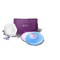 SCF257/01 Philips Avent Breastfeeding essentials care set