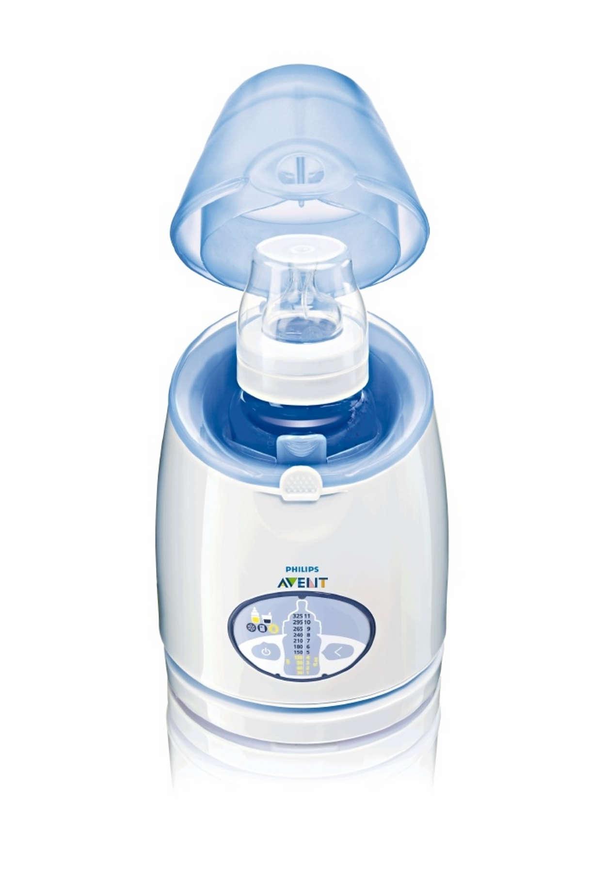 Digital Bottle Warmer Scf26022 Avent