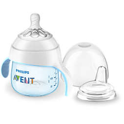 Avent Natural Trainer Cup
