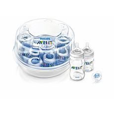 SCF271/06 - Philips Avent  Sterilizzatore a vapore per microonde