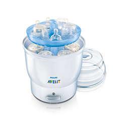 Avent Elektromos gőzölős sterilizáló
