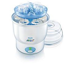 SCF276/41 - Philips Avent  Digital Steam Sterilizer