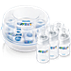 Avent Microwave Sterilizer Starter Set