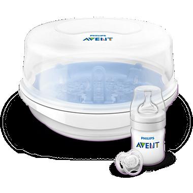 Avent Mikrowellen-Dampfsterilisator