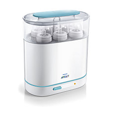 SCF284/01 - Philips Avent  3-in-1 electric steam sterilizer
