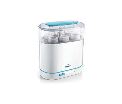 Kullanışlı ve etkili sterilizasyon