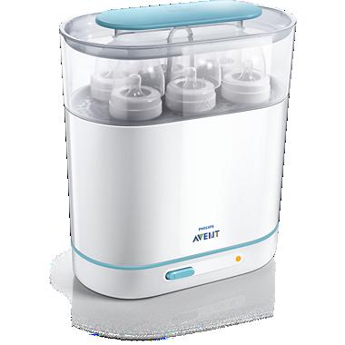 Avent Електричний паровий стерилізатор 3-в-1