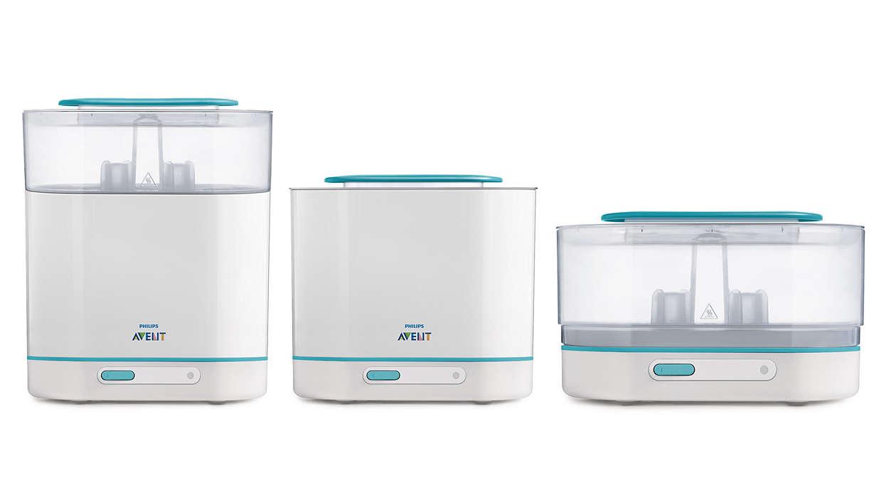 Philips avent 3-in-1 sterilizer | pupsik singapore.