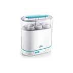Avent 3-in-1 electric steam sterilizer