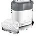 AVENT Esterilizador a vapor eléctrico 4 en 1