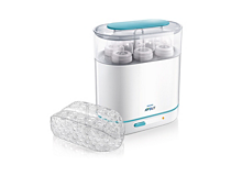 Bottle warmers & sterilizers