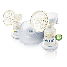 SCF294/02 - Philips Avent  Twin electronic breast pump