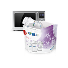 SCF297/05 - Philips Avent  Microwave steam steriliser bags