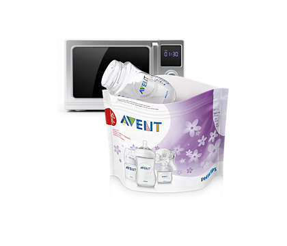 Easy and fast sterilization anywhere, anytime