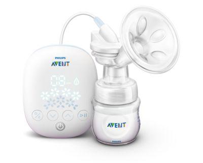Breast pump comfort