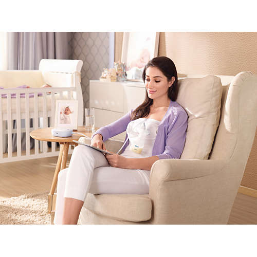 Avent Easy Comfort Single Electric Breast Pump
