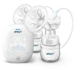 Avent Máy hút sữa bằng điện đôi