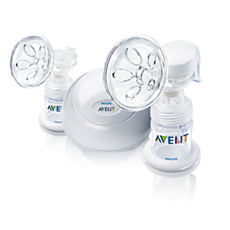 SCF304/02 Philips Avent Twin electronic breast pump