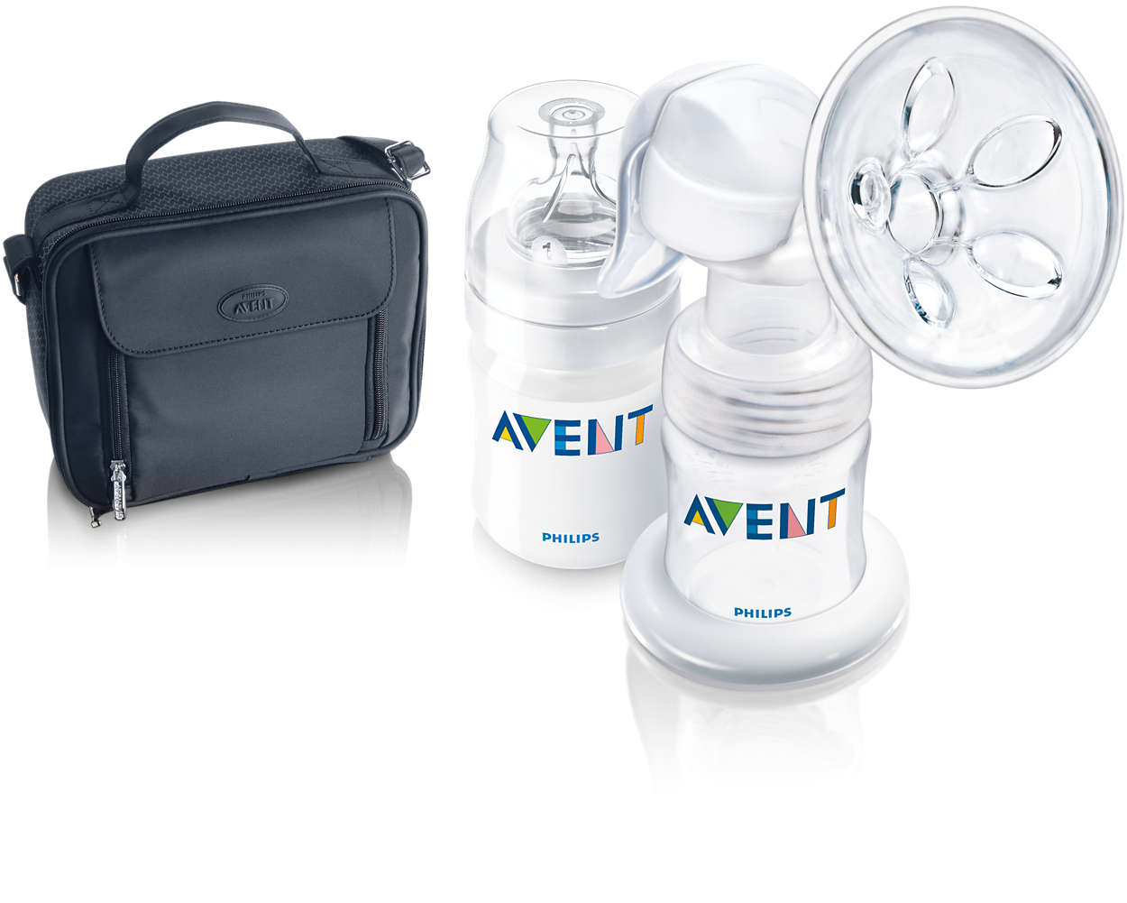 Manual Breast Pump Scf310 13 Avent