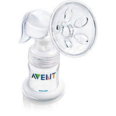 SCF310/20 Philips Avent Manuell brystpumpe