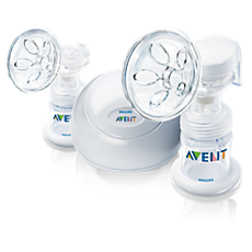 SCF314/02 Philips Avent Twin electronic breast pump