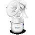Philips Avent Comfort Manual breast pump SCF330/11 Natural Includes 4oz bottle
