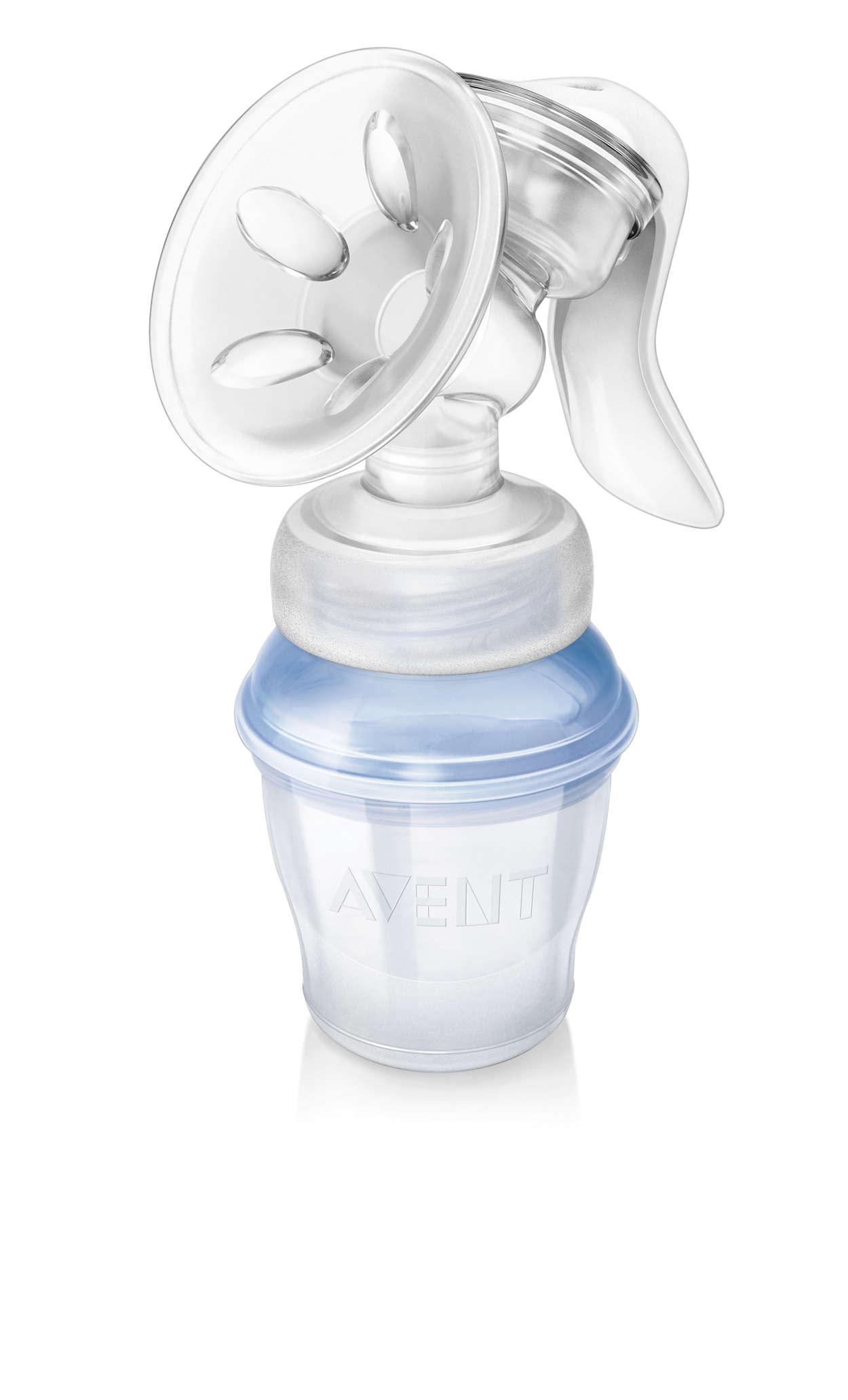 Lapte pentru bebeluş şi confort pentru mamă