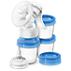 Avent Manual breast pump with 3 cups