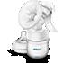 Avent Extractor de leche manual con biberón