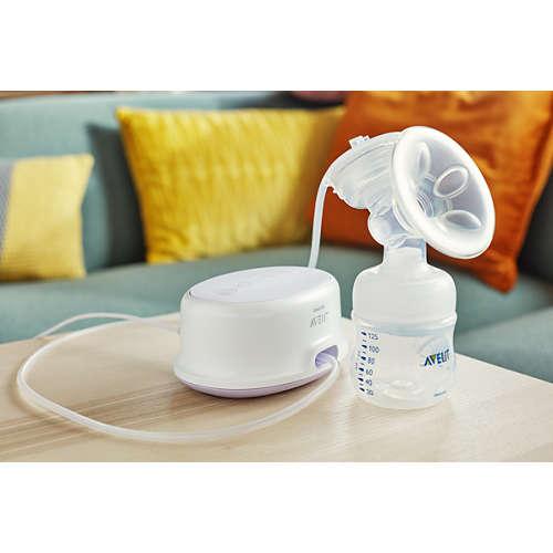 Avent Komfortabel, enkel elektrisk brystpumpe