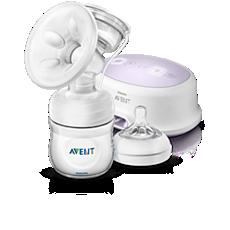 SCF332/01 - Philips Avent  شافطة حليب الأم الكهربائية الفردية من مجموعة Comfort