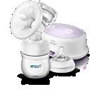 Avent Одинарний електричний молоковідсмоктувач Comfort