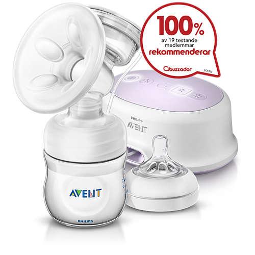 Avent Comfort, enkel elektrisk bröstpump