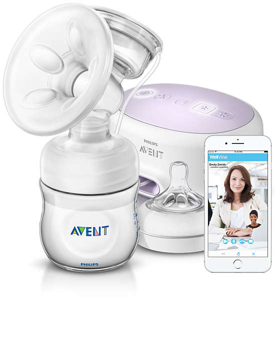 Philips are here to support your breastfeeding journey