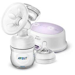 Avent Enojna električna prsna črpalka
