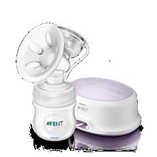 SCF332/60 - Philips Avent  شافطة حليب الأم الكهربائية الفردية من مجموعة Comfort