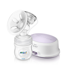 SCF332/60 - Philips Avent  Comfort Single electric breast pump