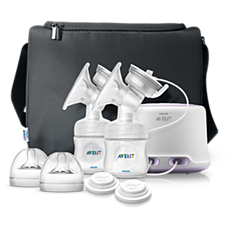SCF334/02 - Philips Avent  Comfort Double electric breast pump